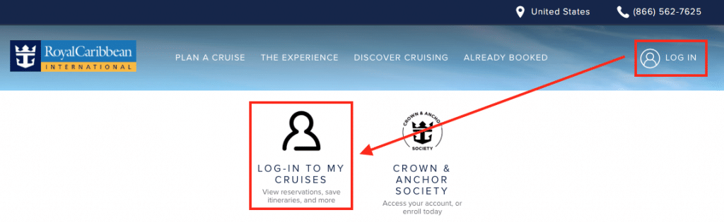 Royal Caribbean Login - My Cruises | Stitchers' Escapes